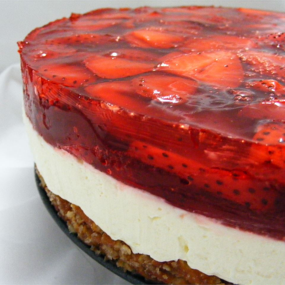 Judy's Strawberry Pretzel Salad Tom Quinlin