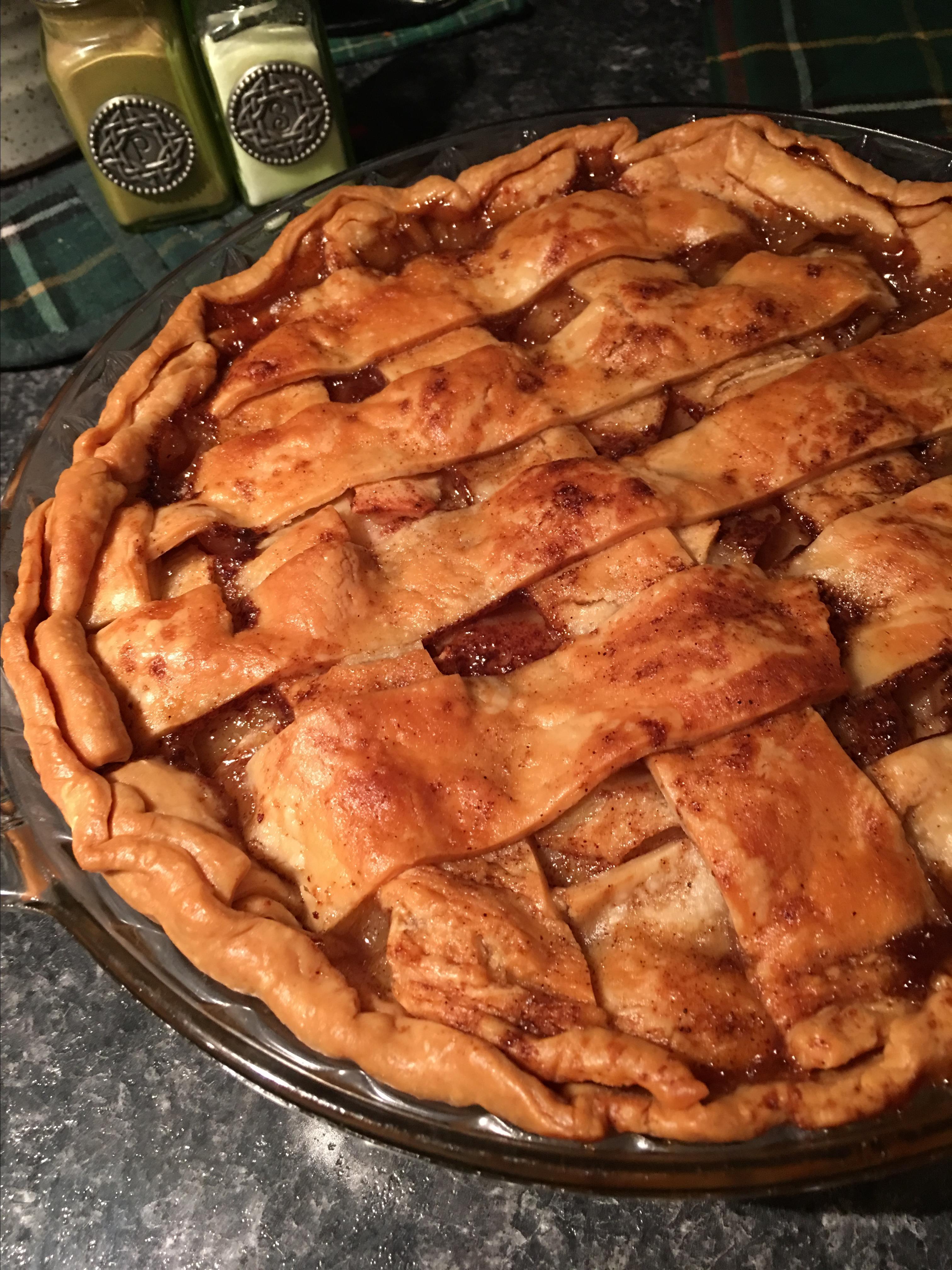 Chef John's Easy Apple Pie Marie Smith