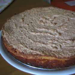 Coconut Meringue Cake Laura