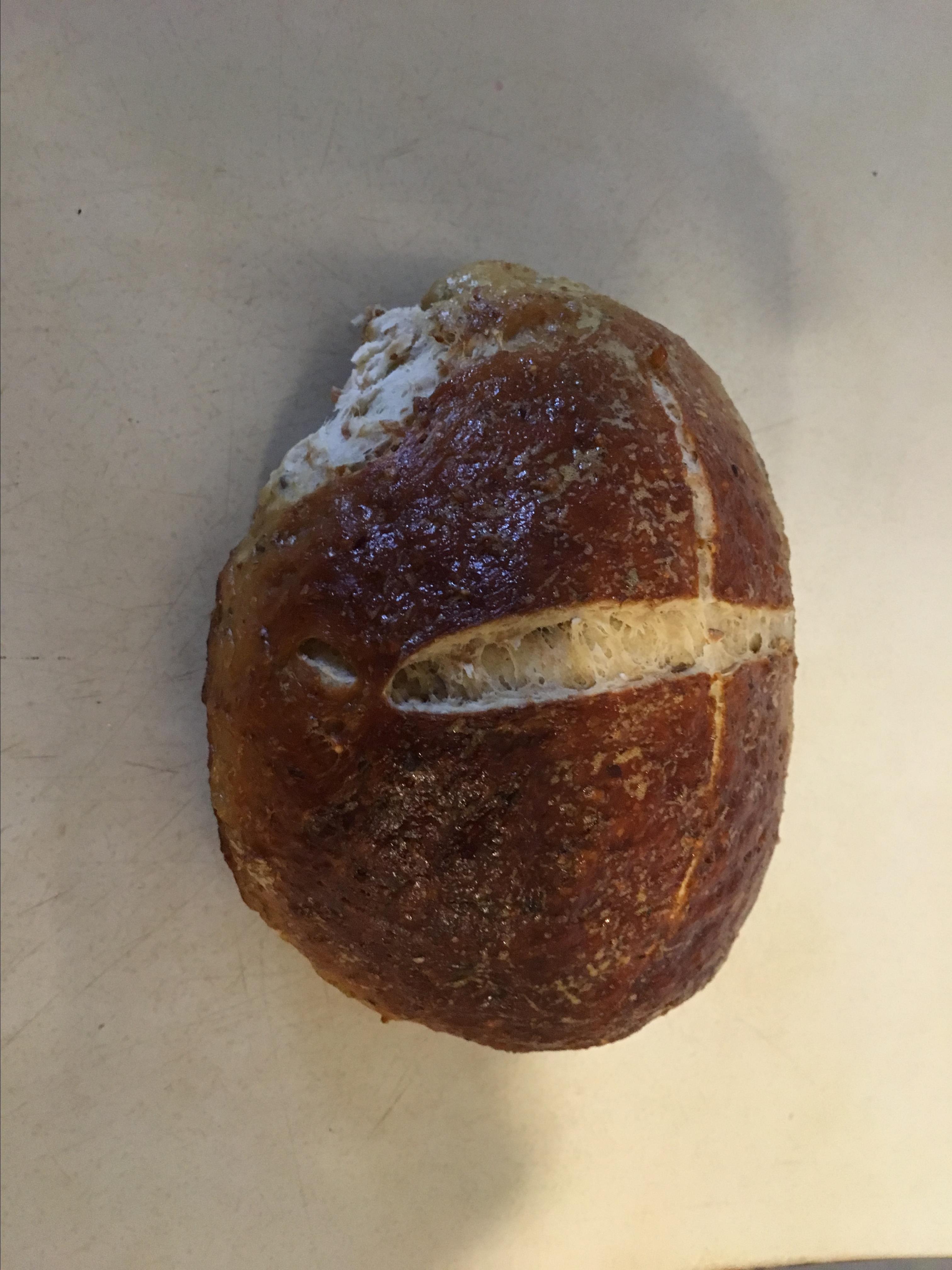 Pretzel Bread Food Junkie