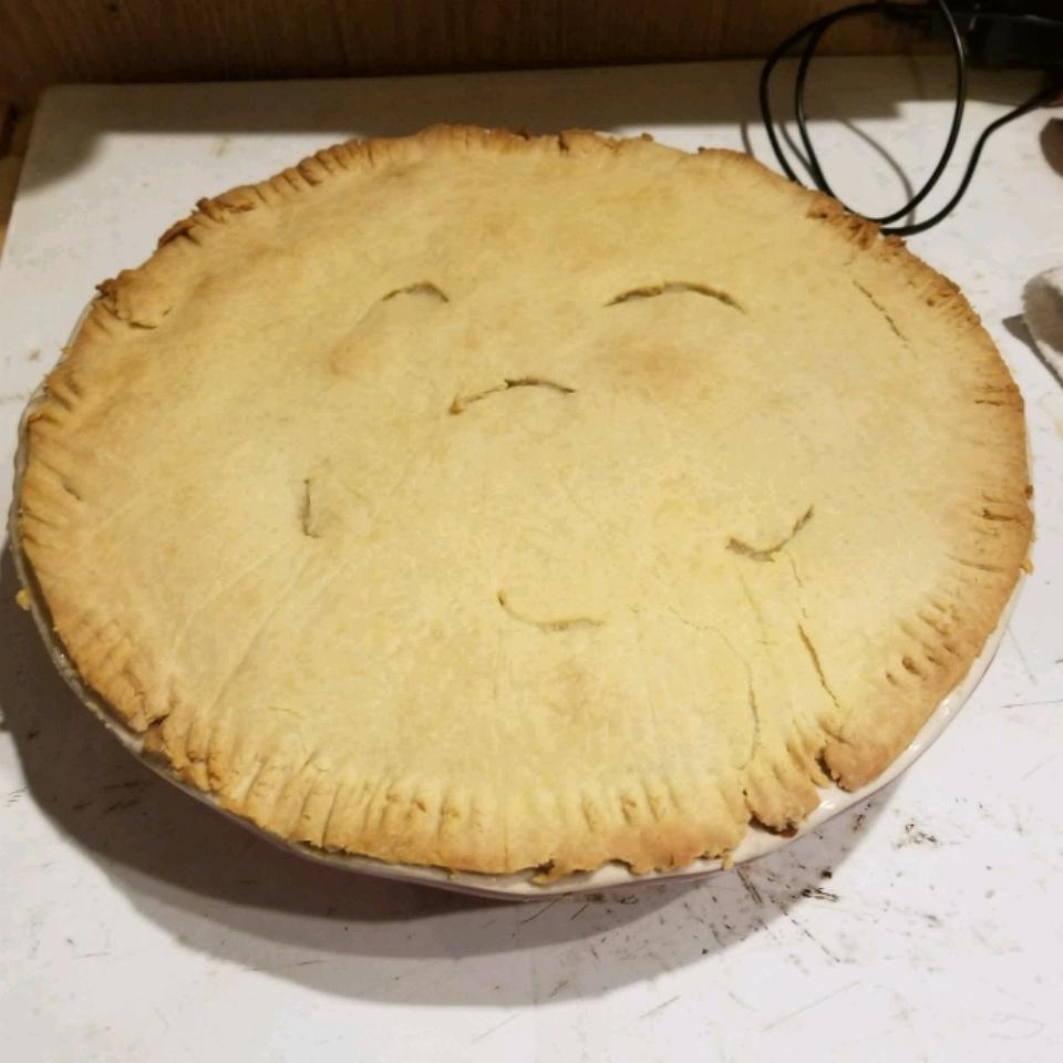 Grandma's Very Easy Pie Crust