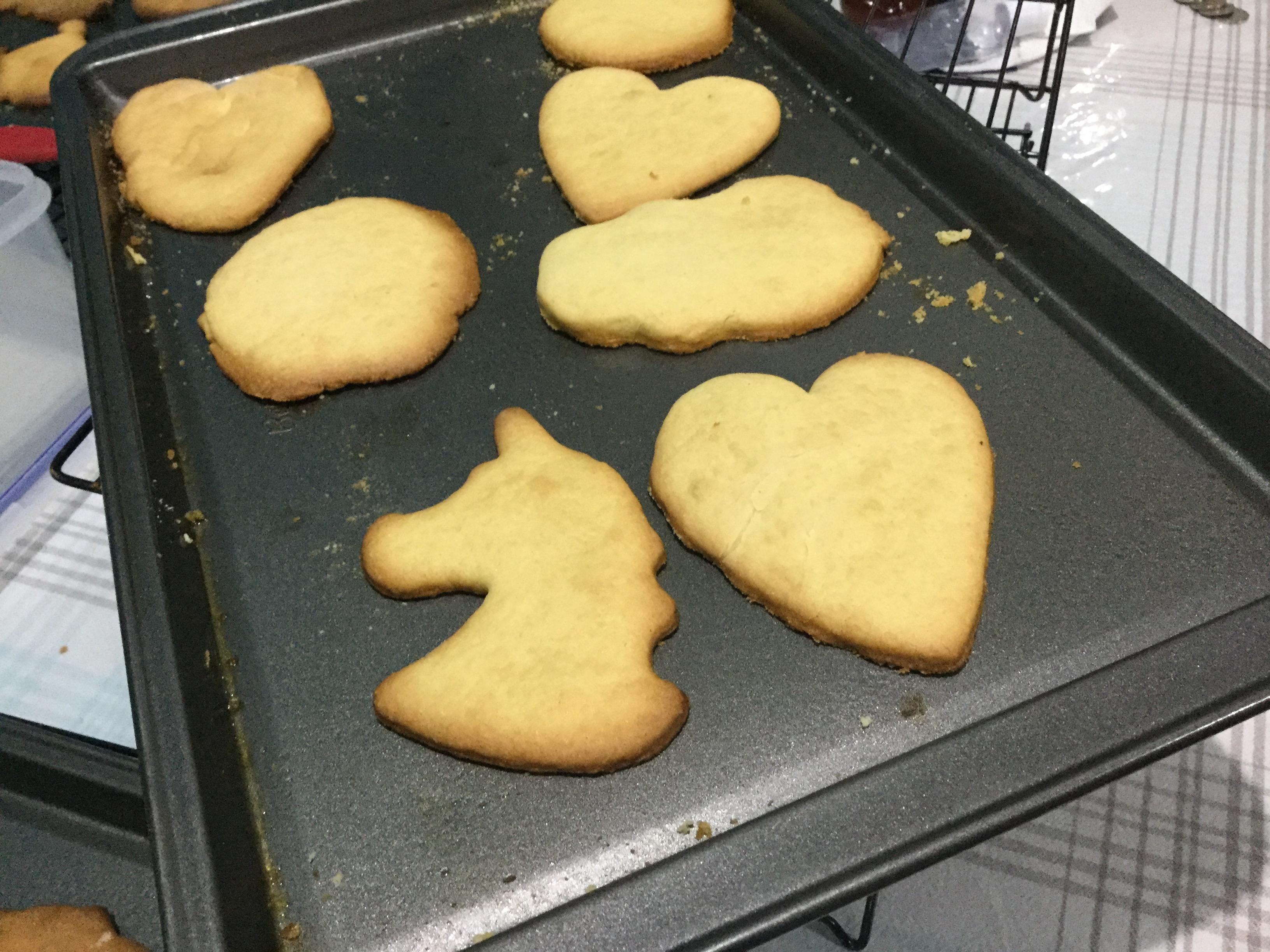 Sugar Cookie Cutouts Ashty Elias