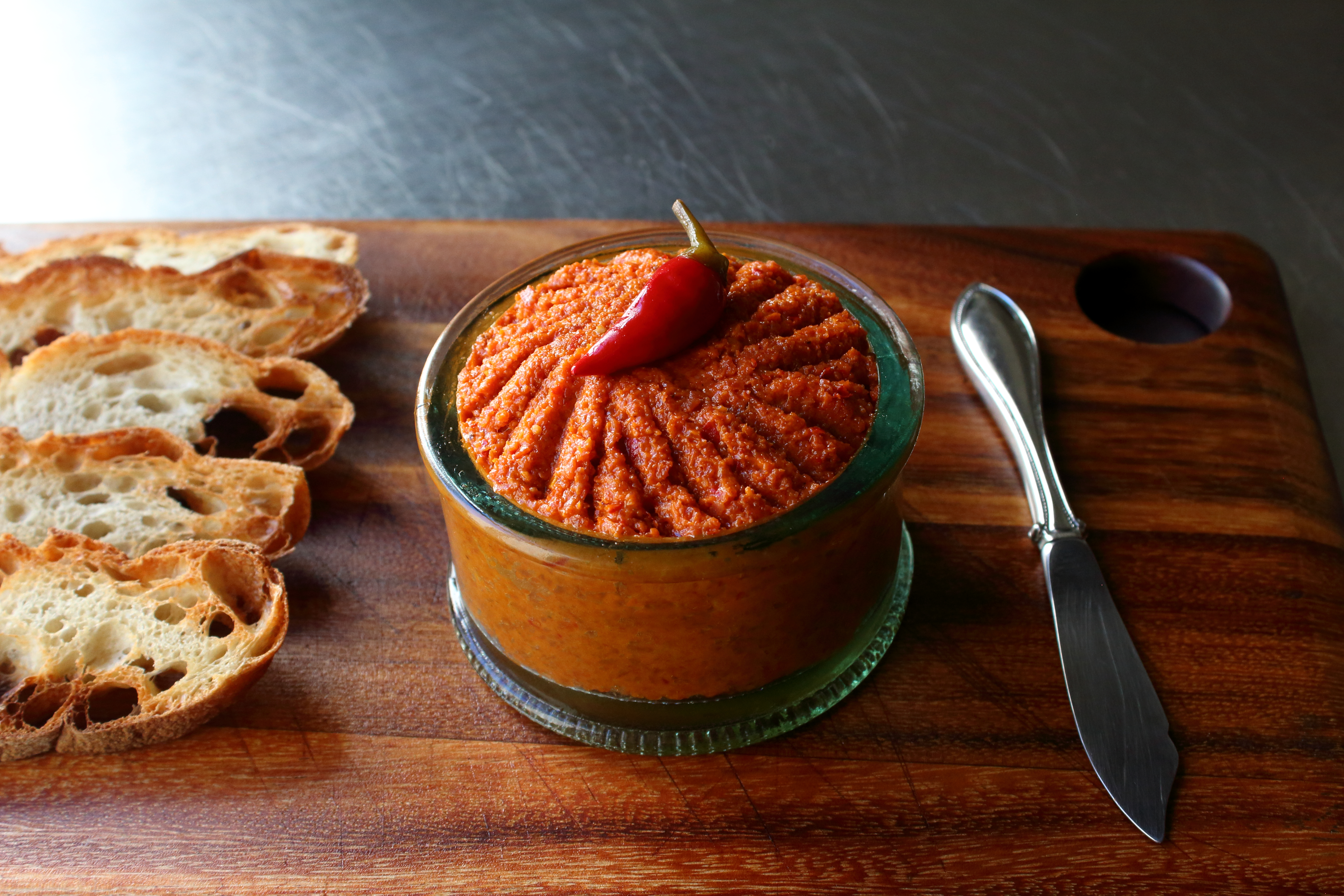 Spicy Salami Spread (Nduja) Chef John