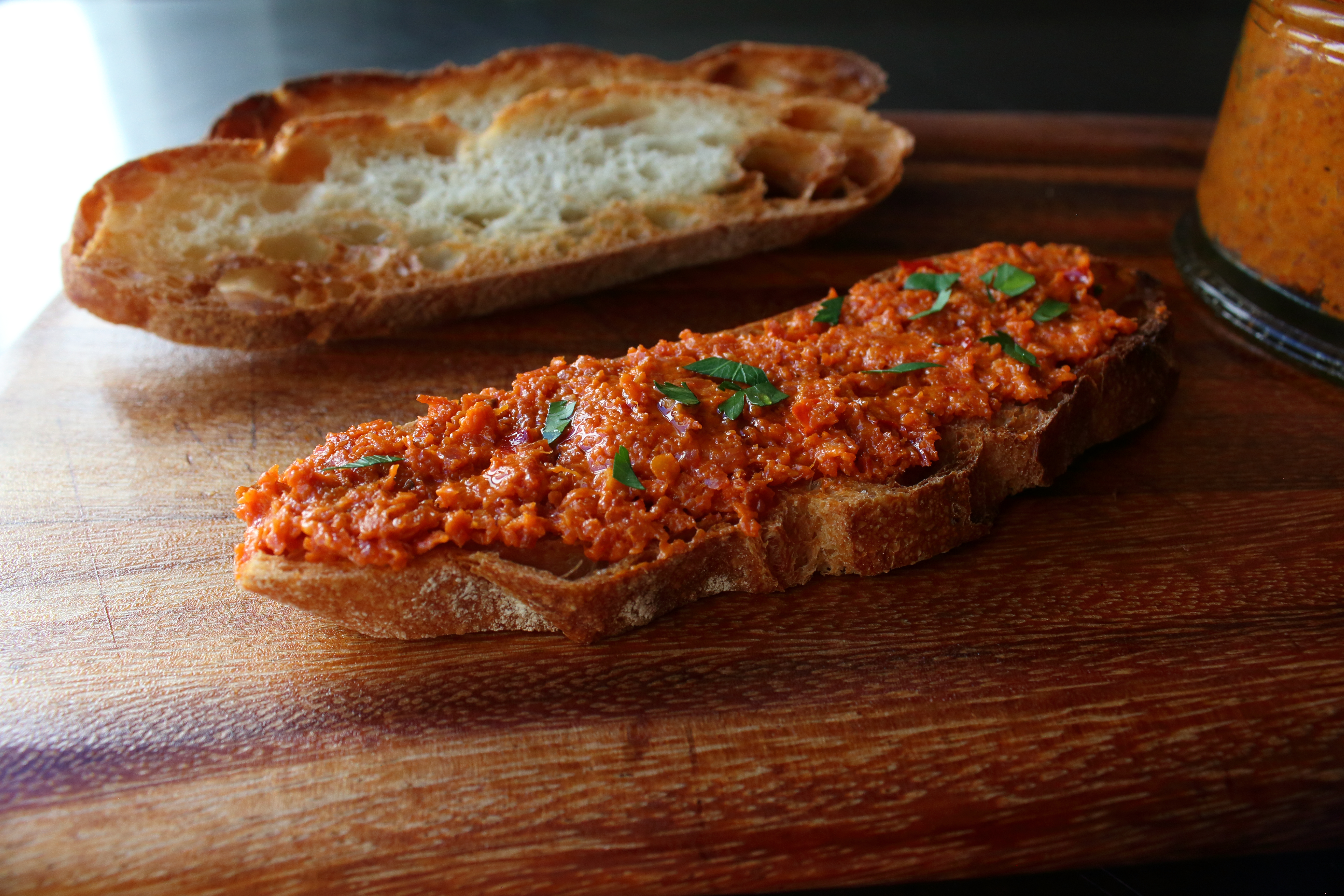 Spicy Salami Spread (Nduja)
