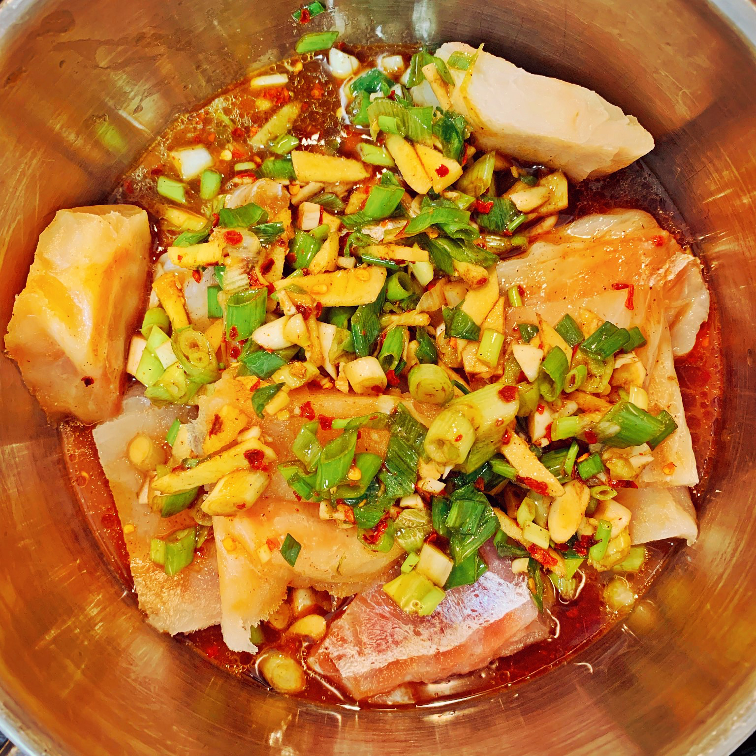 Asian Poached Cod Recipe Allrecipes