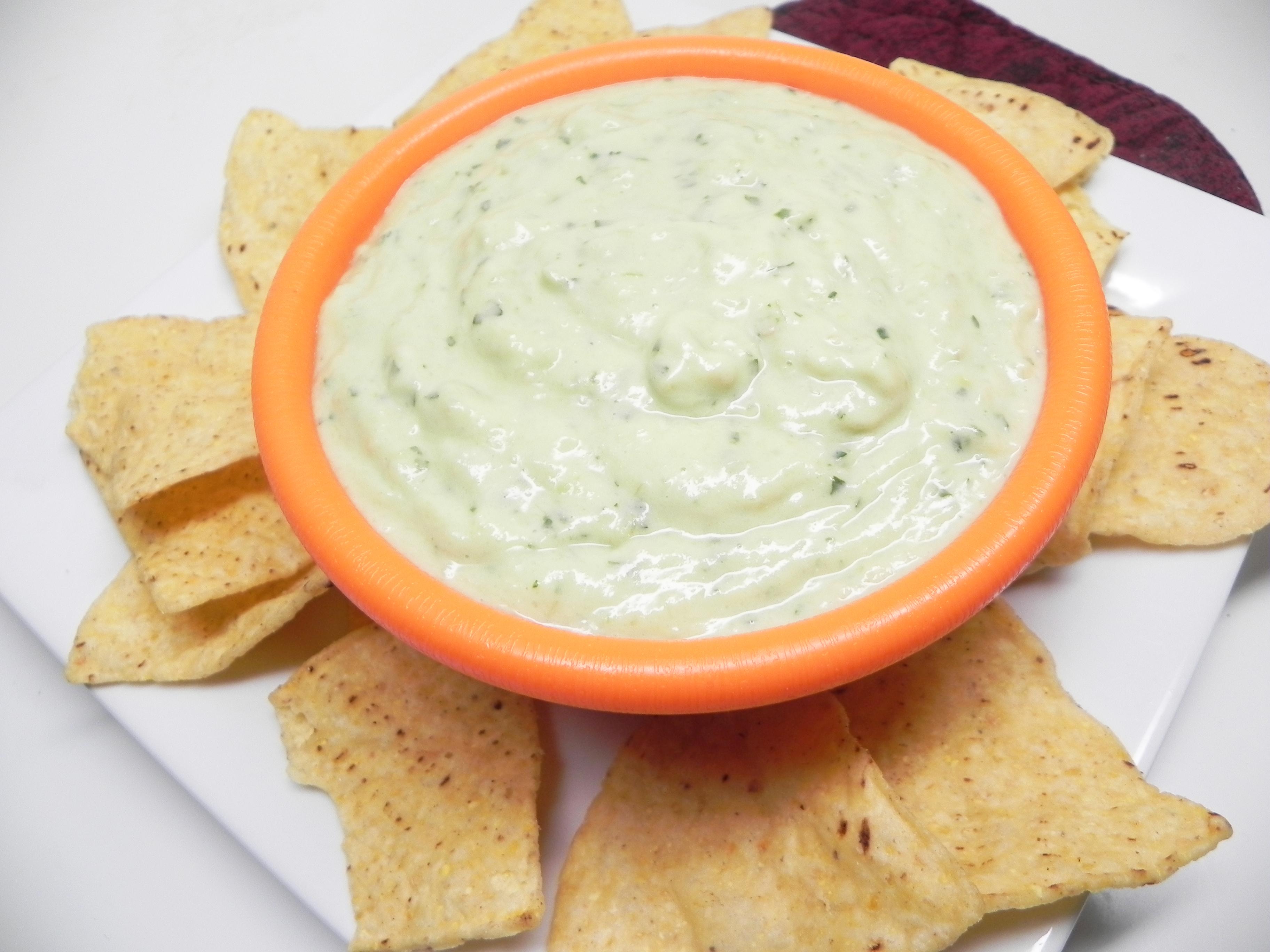 Creamy Green Sauce