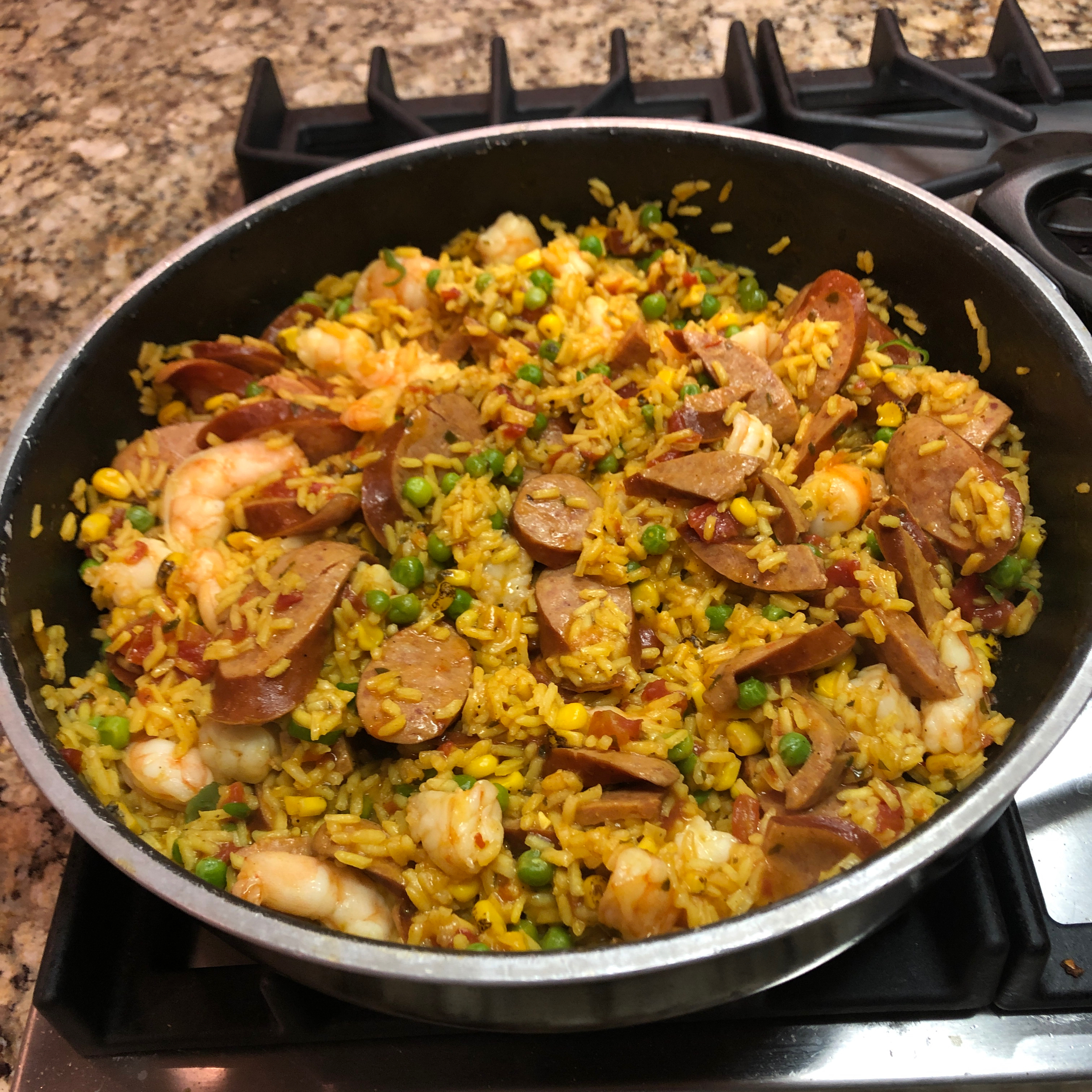 Skillet Paella Chef Sealey