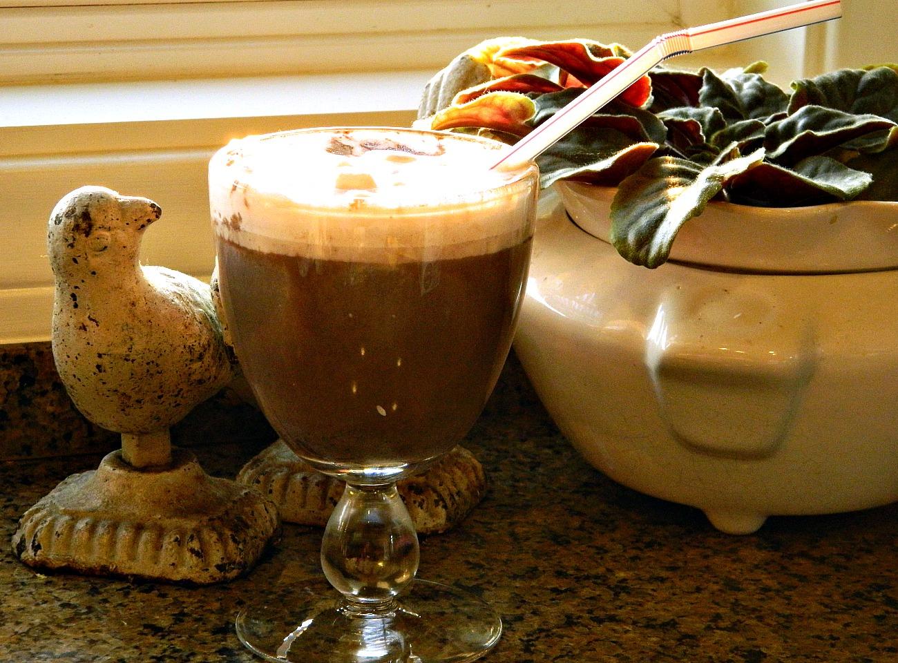 Baileys Almande Dairy-free Almondiest Hot Chocolate Marianne