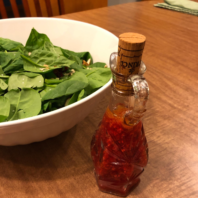 Red Raspberry Vinaigrette