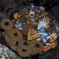 Gingerbread Cookies I faeriecat