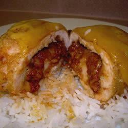 Southwestern Chicken Roulade LovemyButtercup