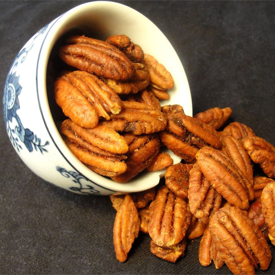 Hot and Spicy Pecans Diane Kester