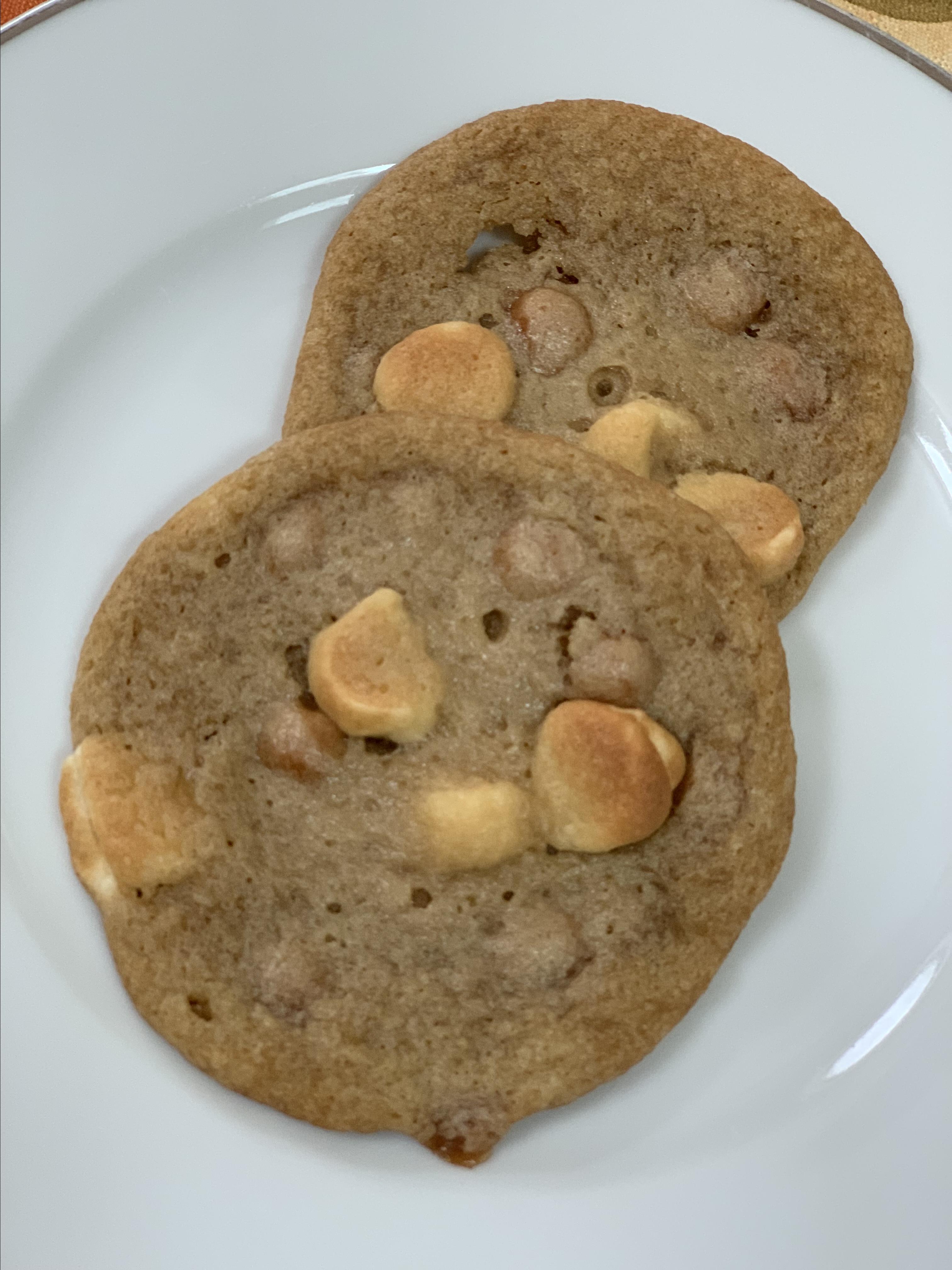 Caramel Latte Drop Cookies