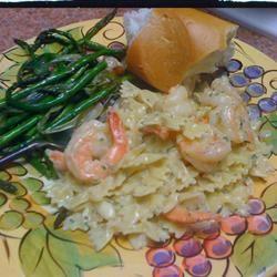 Quick Shrimp Scampi Pasta ShawnaRae