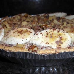Easy Banana Split Pie Kathy Mowery
