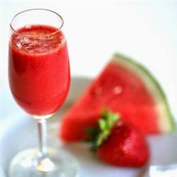 Strawberry-Pineapple Smoothie