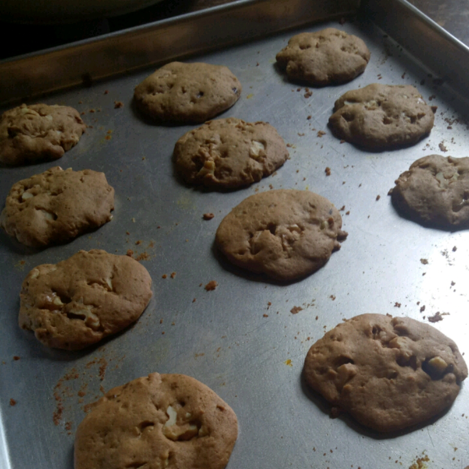 Black Walnut Cookies I lucien vencer