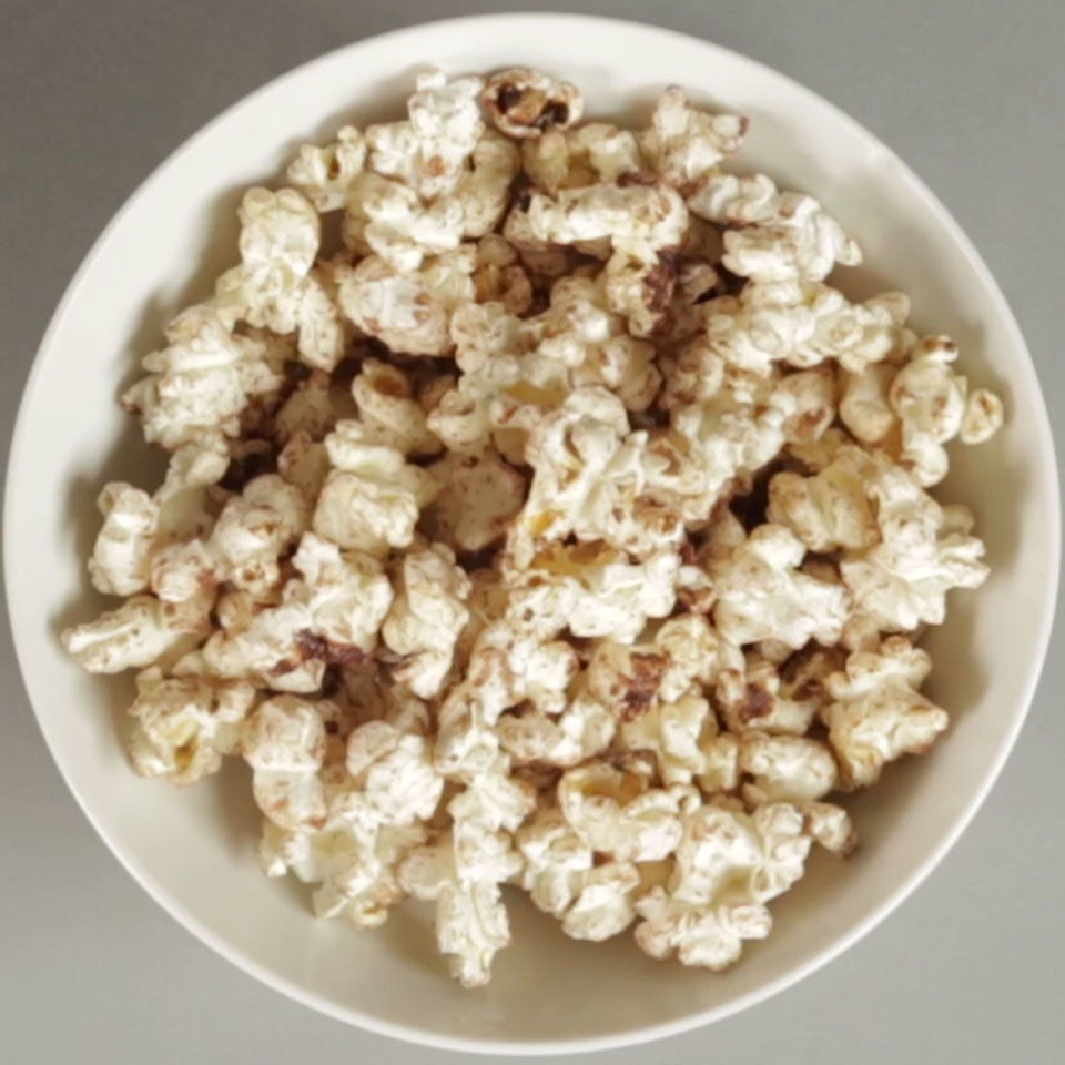 Hot Cocoa Microwave Popcorn Devon O'Brien