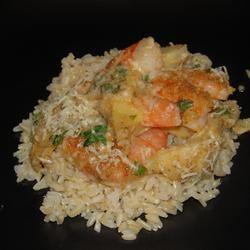 Shrimp Francesca gretcheepoo