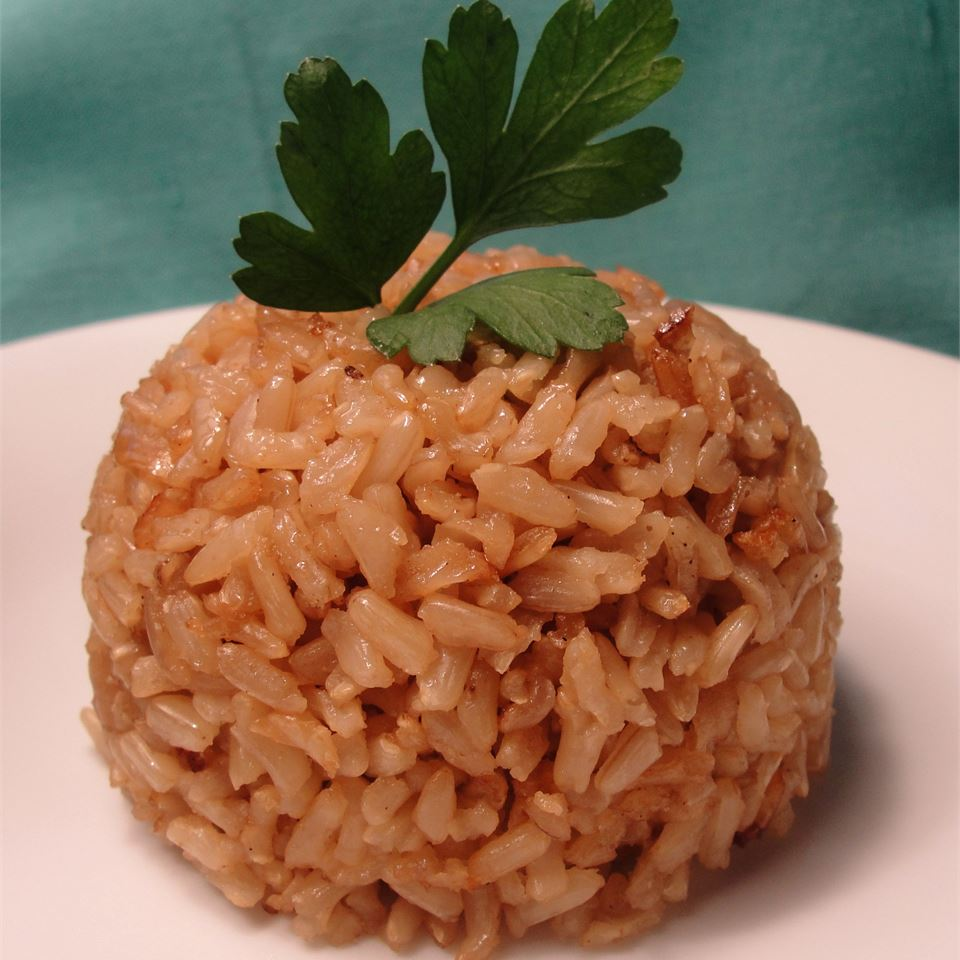 Oven Brown Rice Rock_lobster