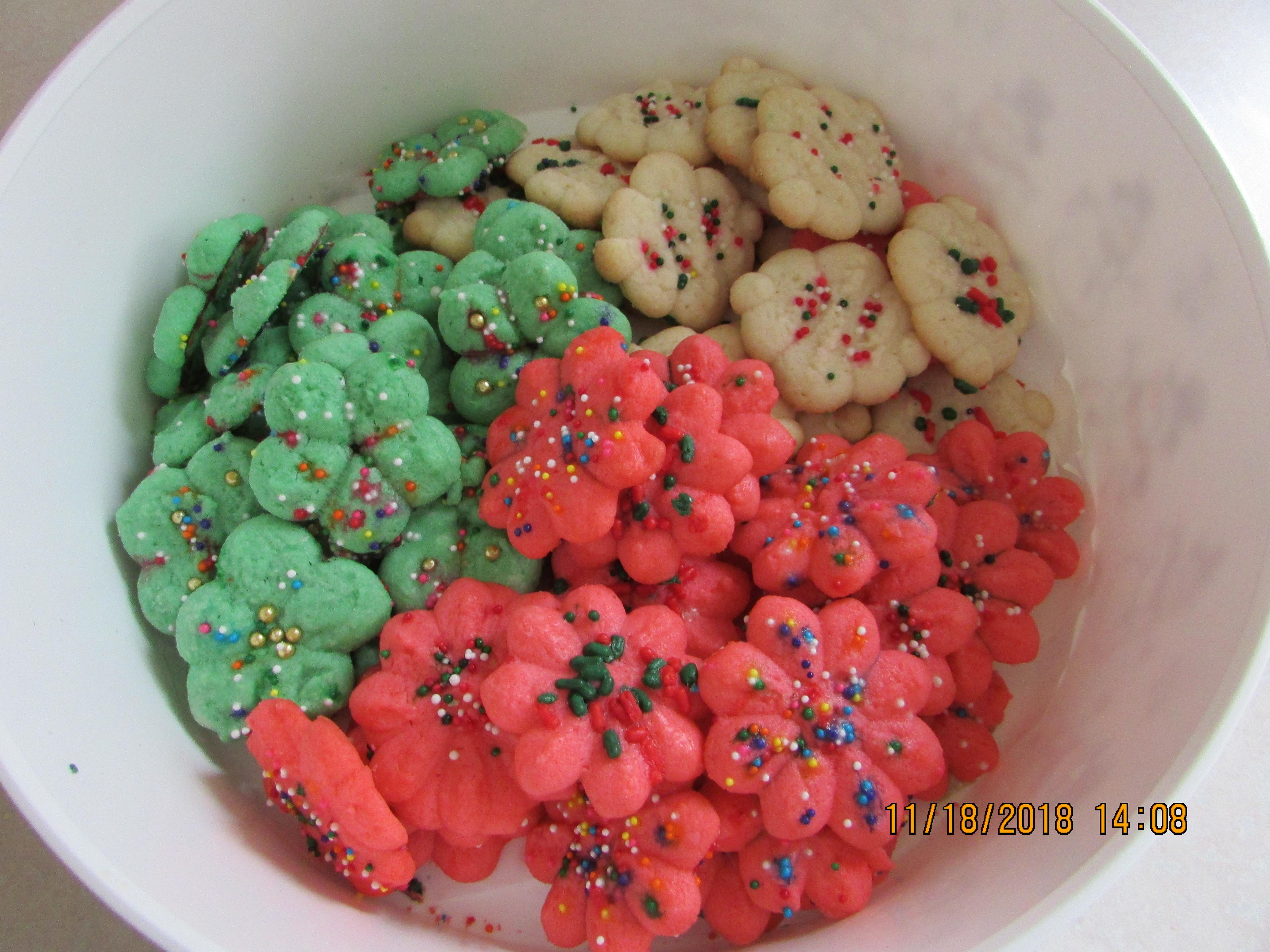 Cookie Press Shortbread