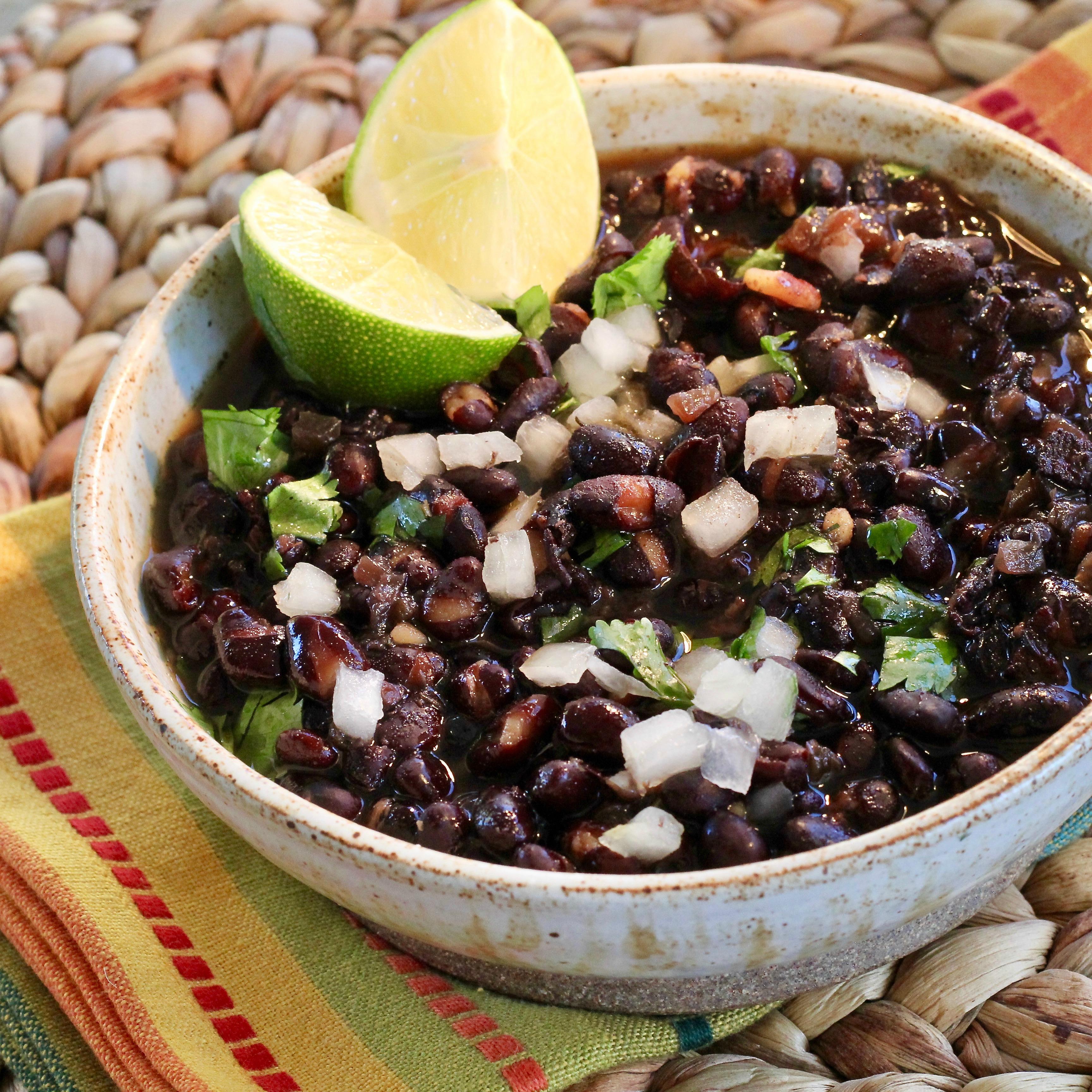 Instant Pot® Cuban-Style Black Beans