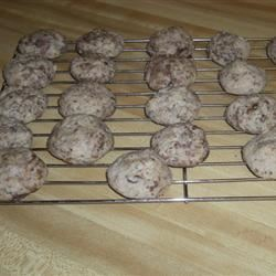 Truffle Cookies Yvonne