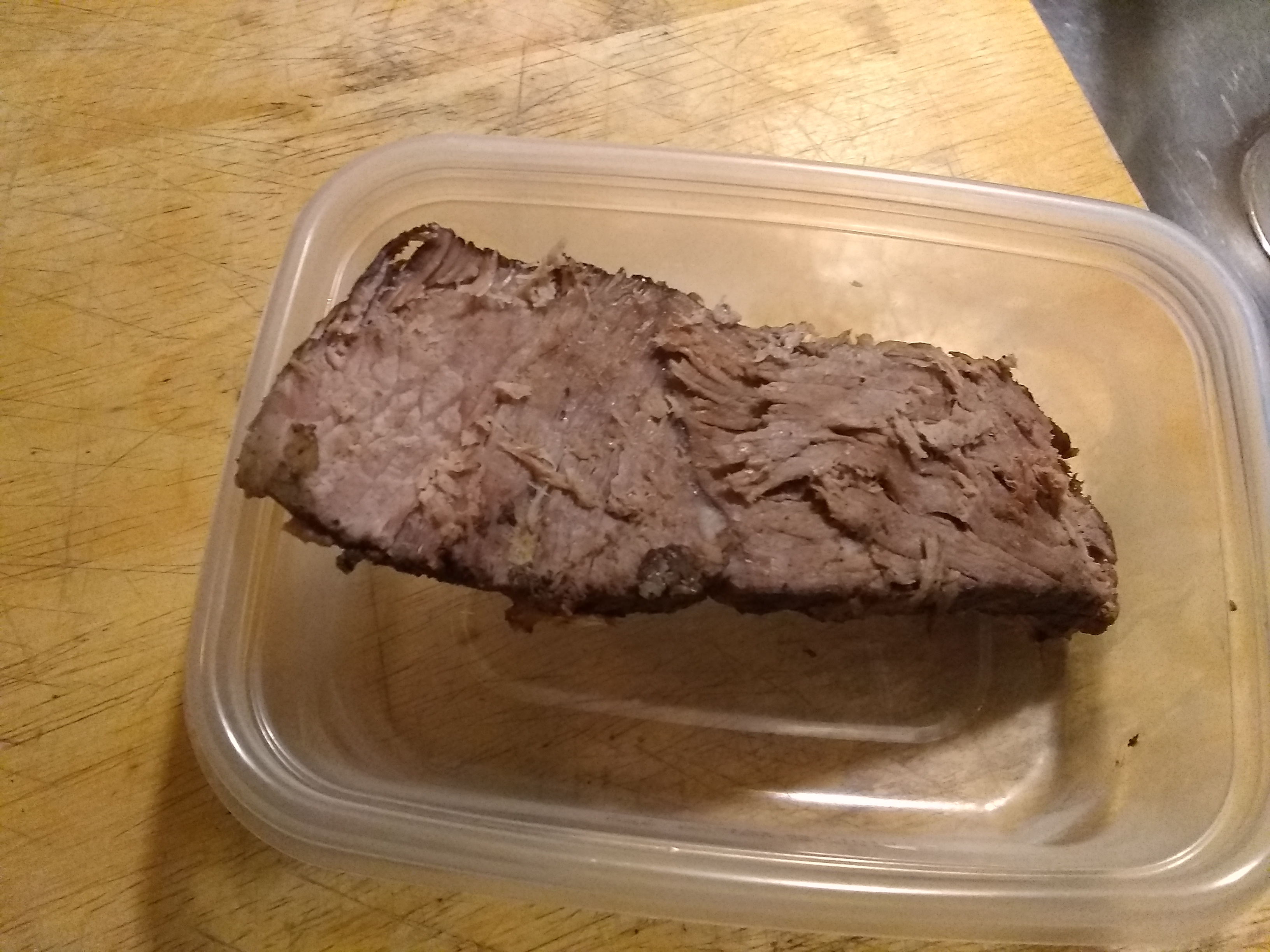Roast Beef with Coffee Phonelady