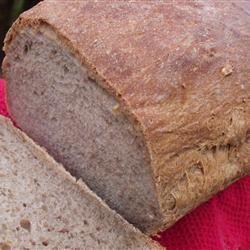 Oatmeal Applesauce Bread pomplemousse