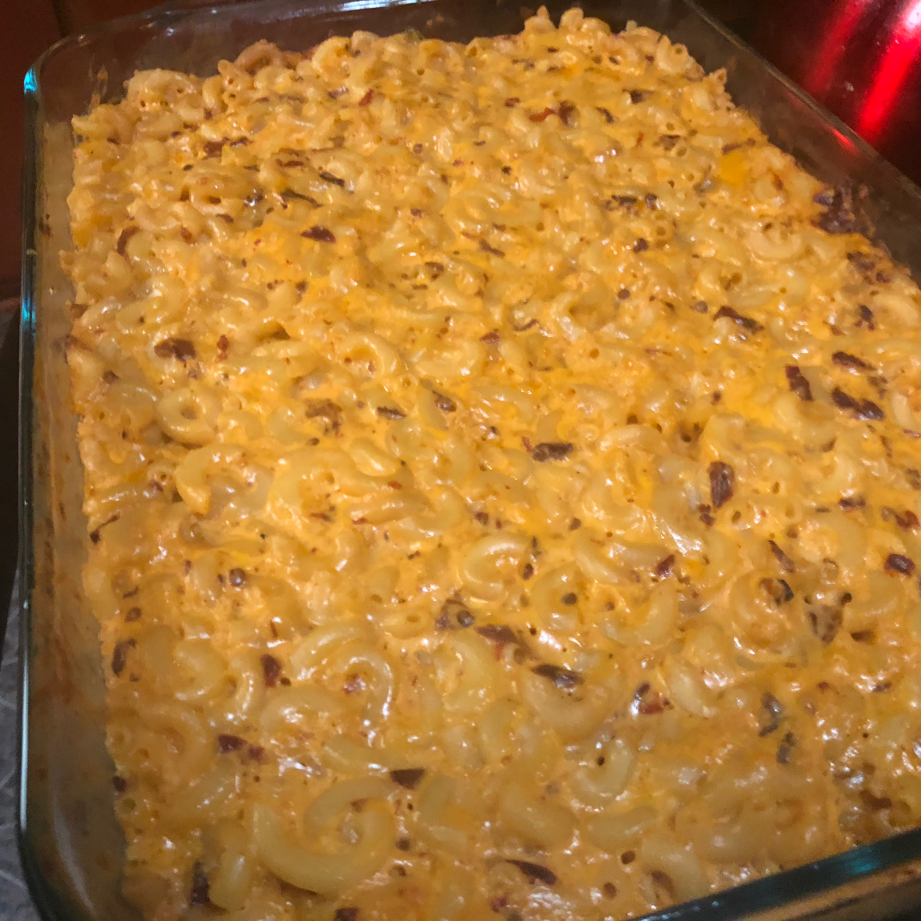 Smoky Chipotle Mac and Cheese