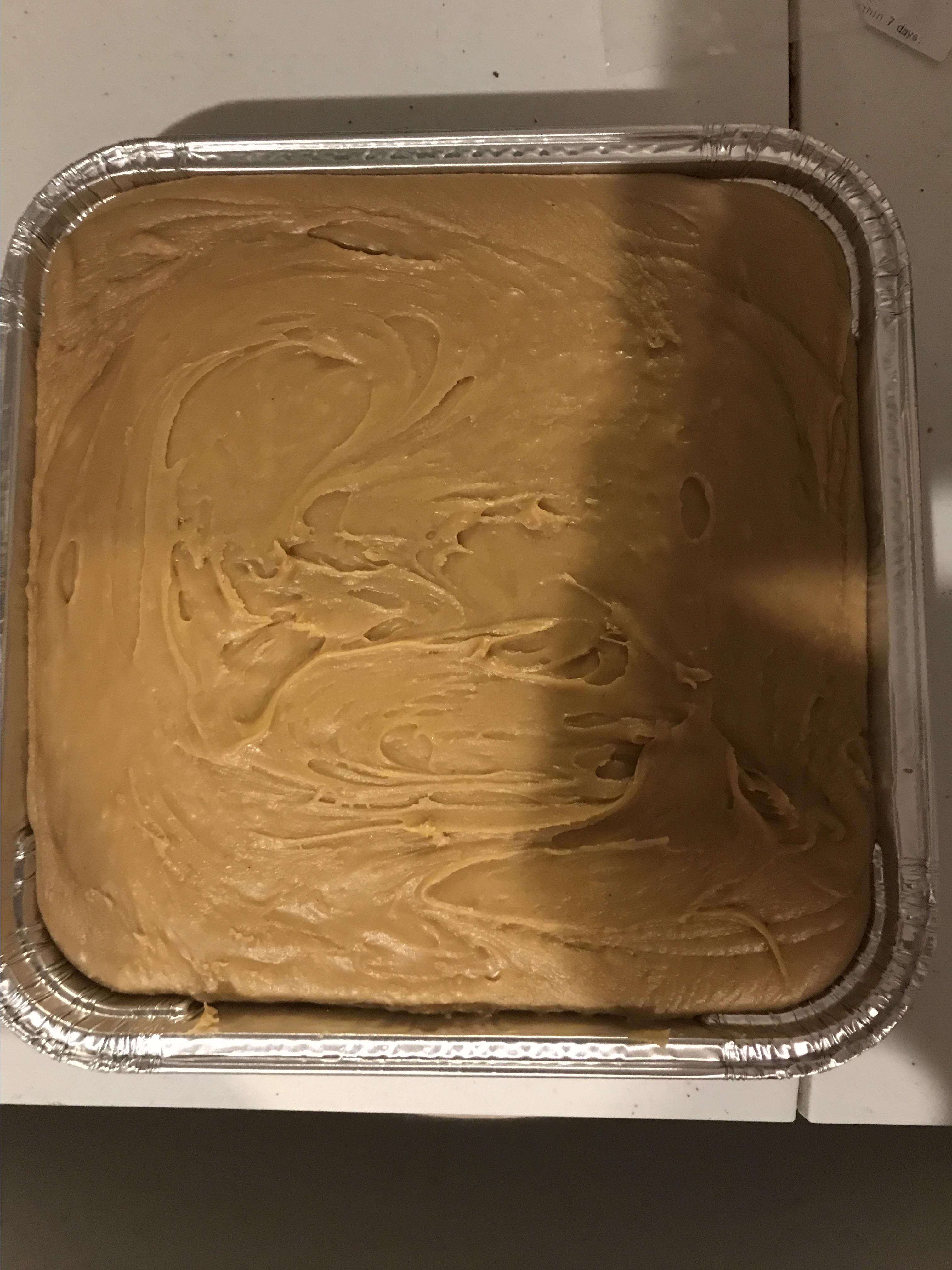 Easiest Peanut Butter Fudge
