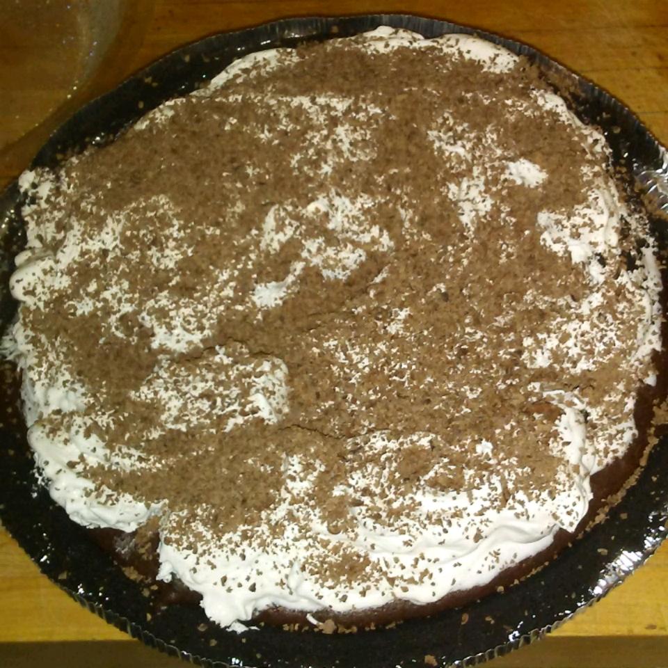 Chocolate Truffle Pie Art Hage