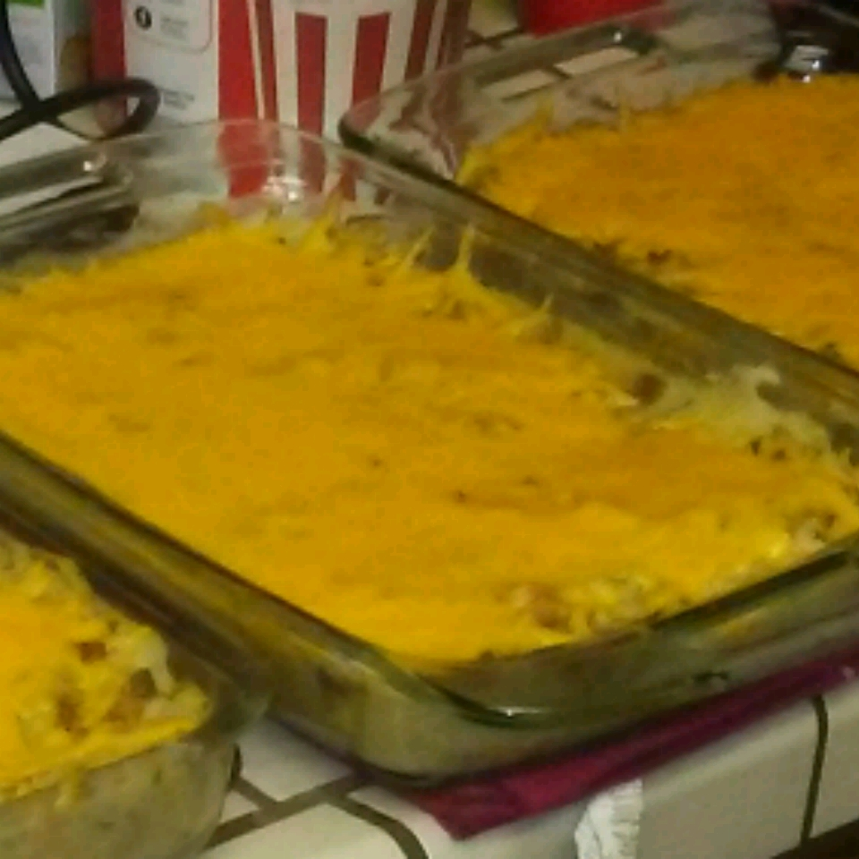 Twice-Baked Potato Casserole Art Hage