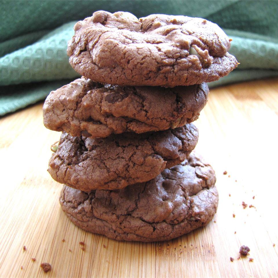 Chewy Brownie Cookies Dianne