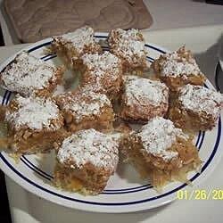 apricot coconut squares recipe