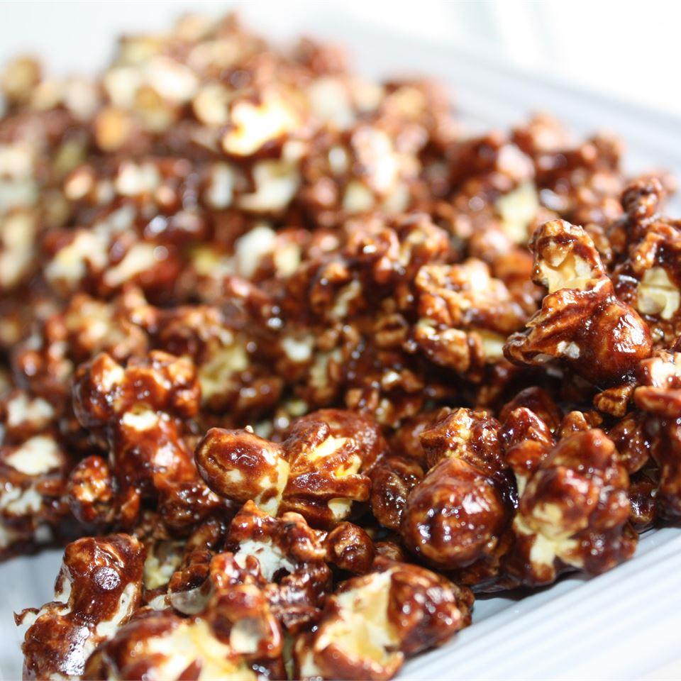 Chocolate Popcorn sueb