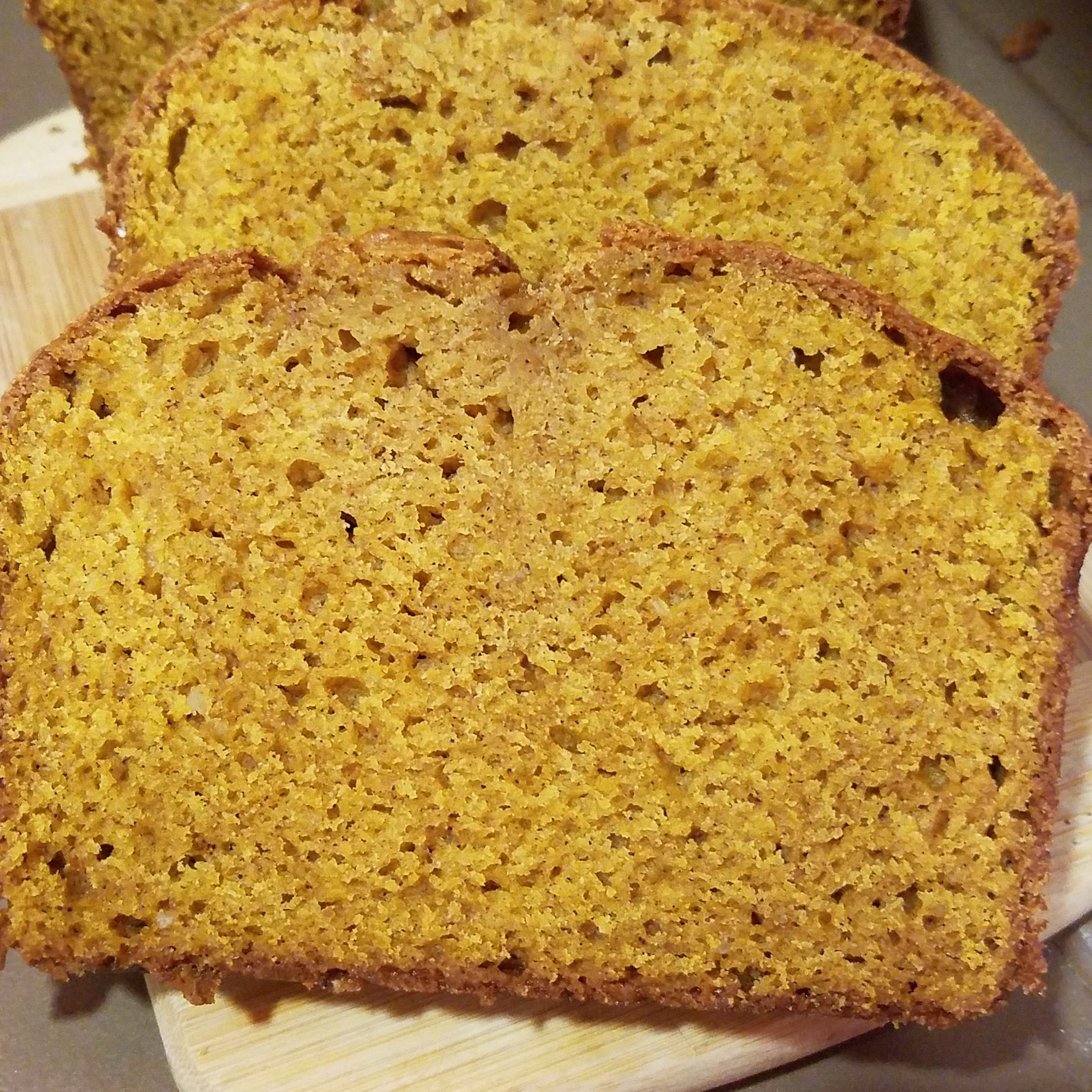 Pumpkin Loaf Carol