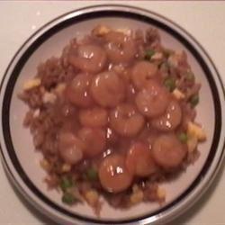 Easy Shrimp Dinner Learnin2Burn
