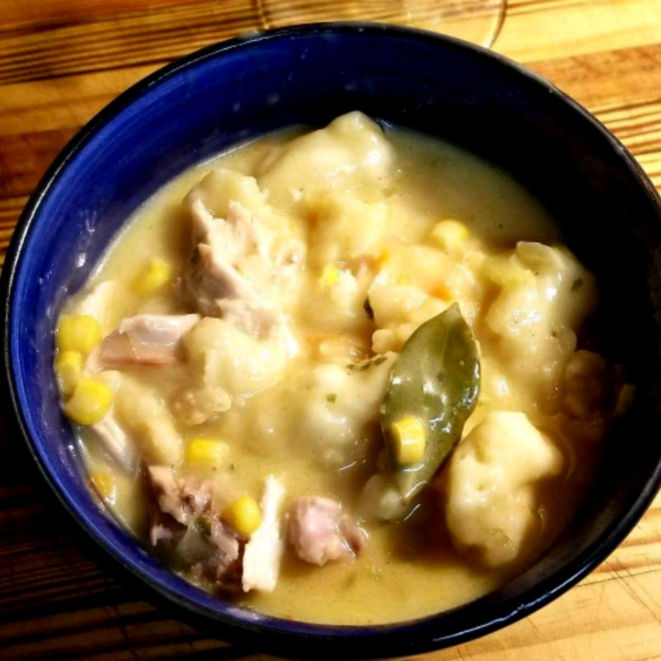 Momma's Best Chicken and Dumplings