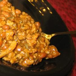Yoyo's BBQ Beans JARRIE