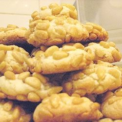 Pignoli Cookies I doristam