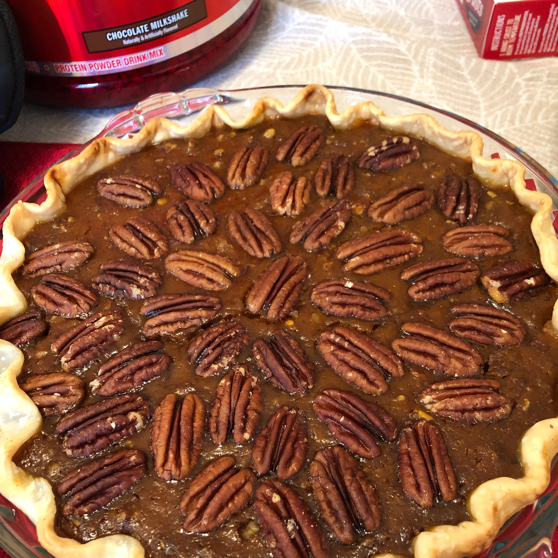 Pumpkin Pecan Pie II Carla