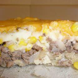 Laurie's Shepherd's Pie Cassie