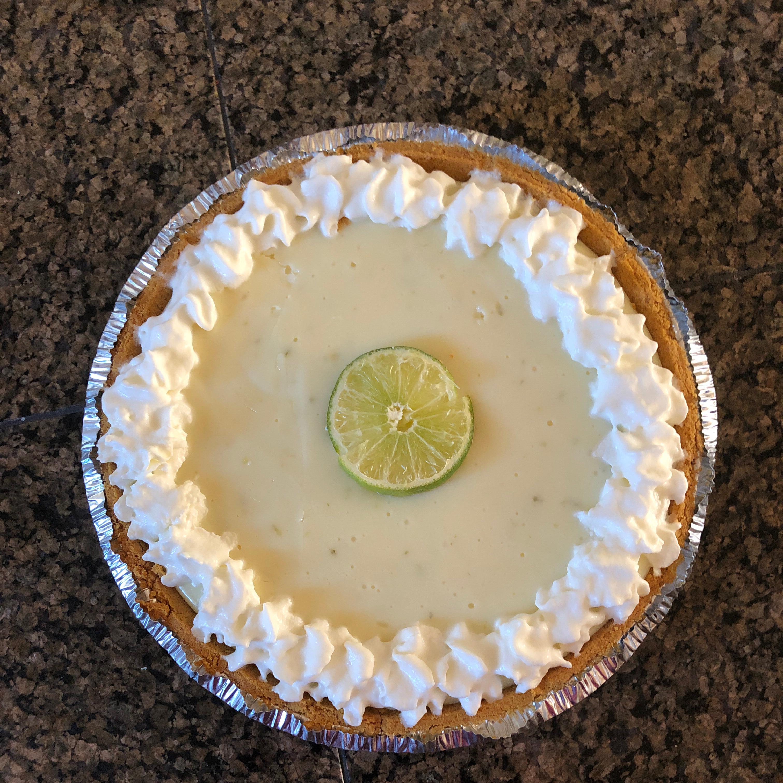 Key Lime Pie VII Veronica Baxter