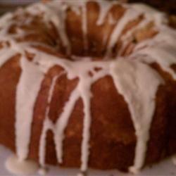 Bundt Dutch Apple Cake