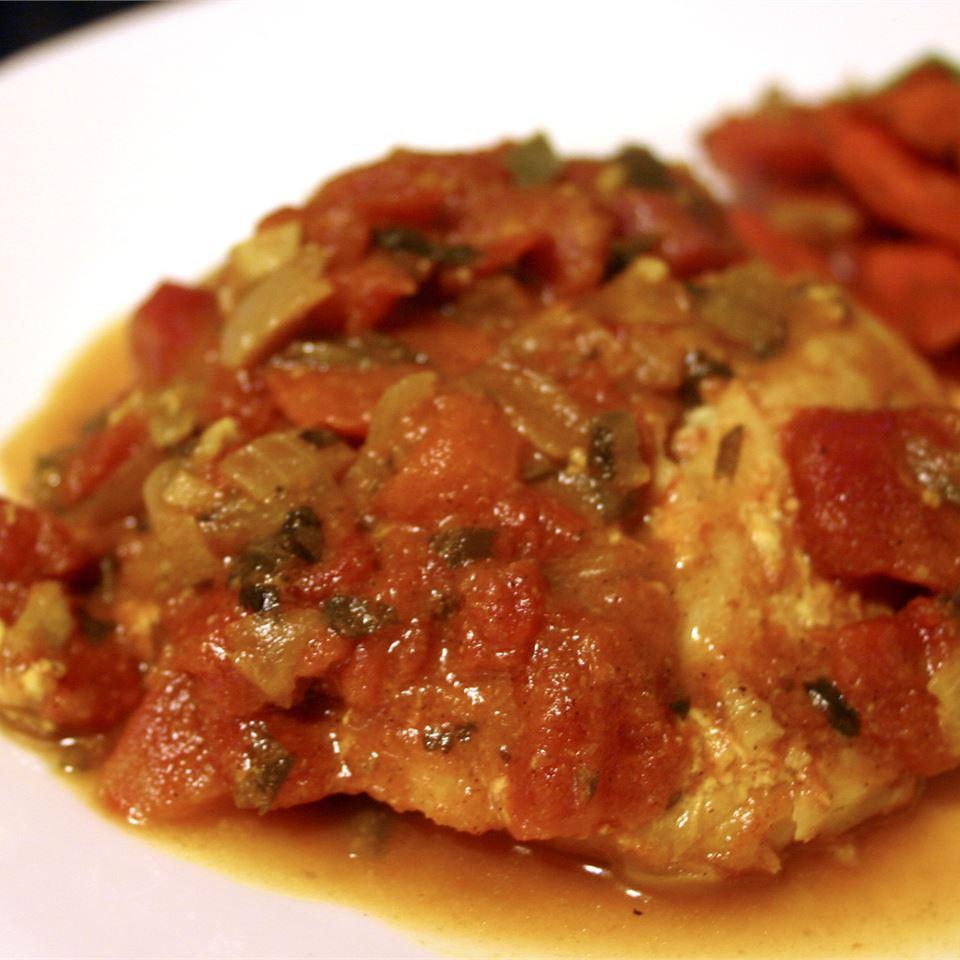 Cod Curry ChristineM