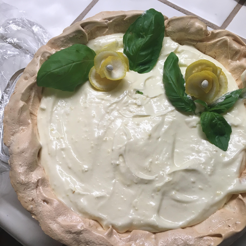 Lemon Cloud Pie II