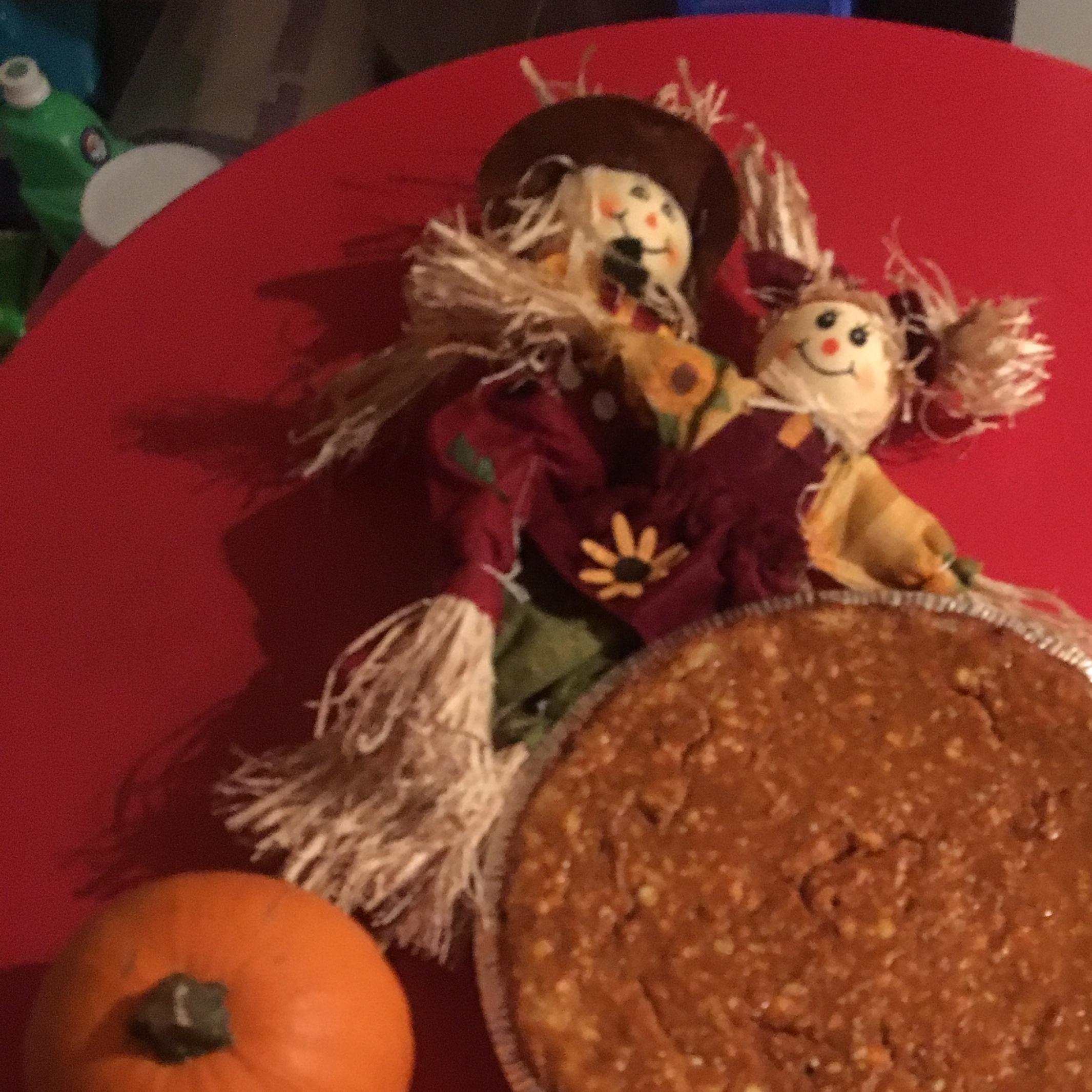 Double Layer Pumpkin Cheesecake Kristen Diane