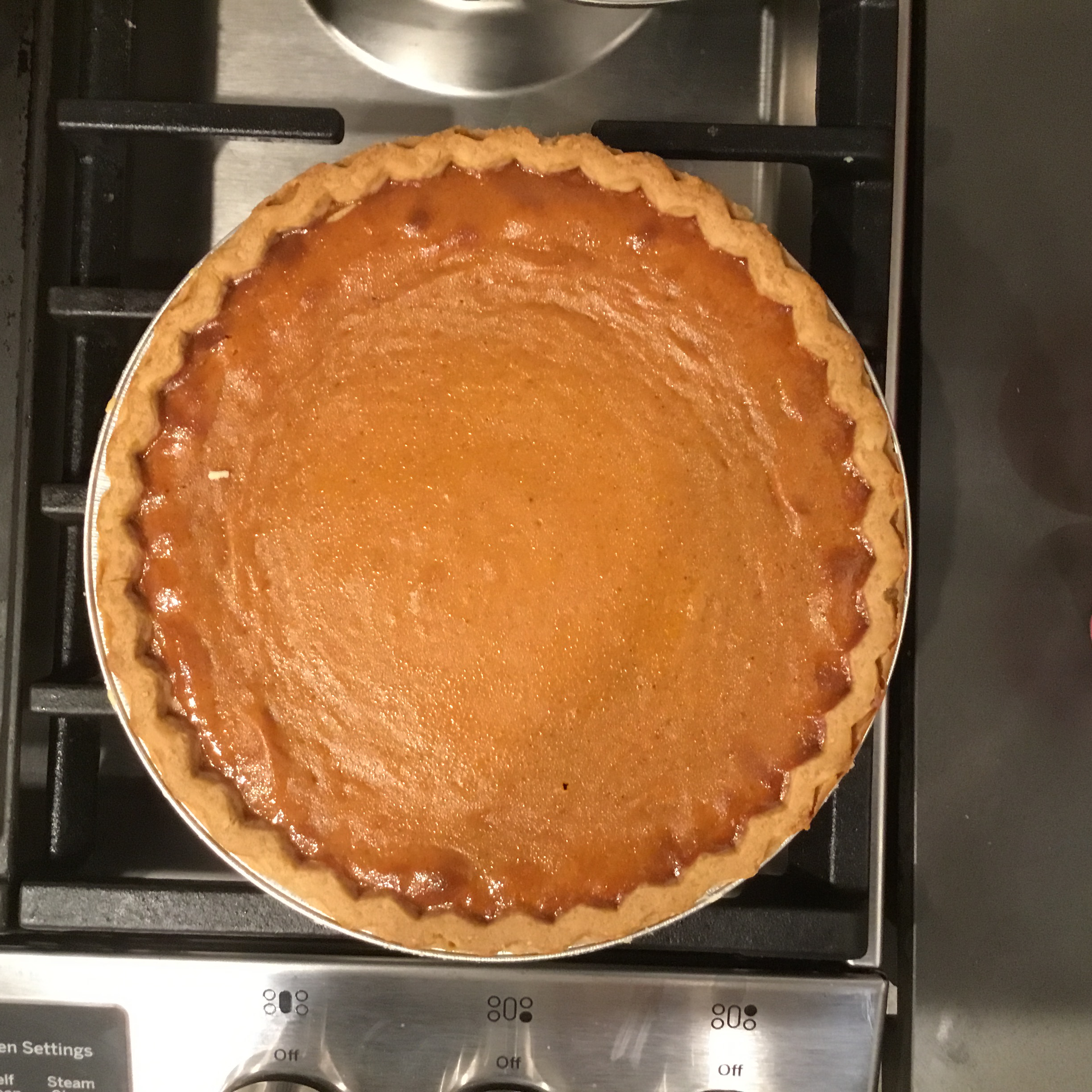 Perfect Pumpkin Pie adriana
