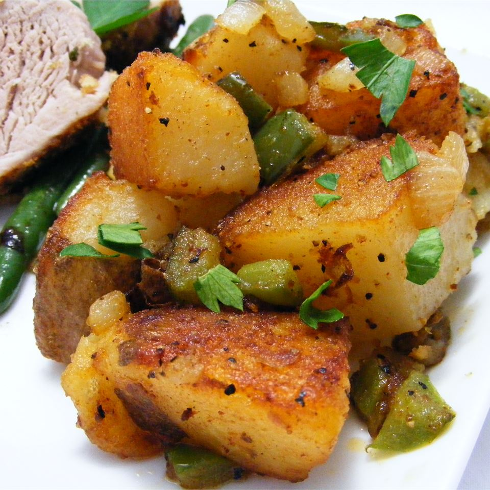 Home-Fried Potatoes abapplez